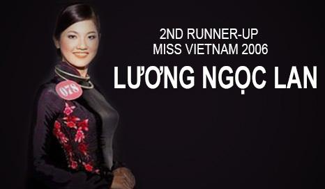 Model Luong Ngoc Lan