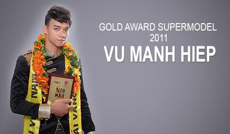 Supermodel Vu Manh Hiep