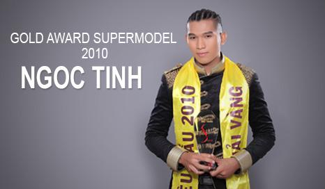 Supermodel Ngoc Tinh