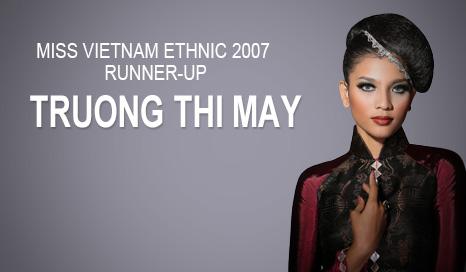 Model Truong Thi May