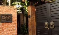 Cửa vào Nadam Spa Hồ Chí Minh